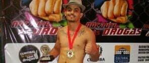 "Atleta parnanguara se destaca em evento de MMA ""nocaute as drogas"" 1"
