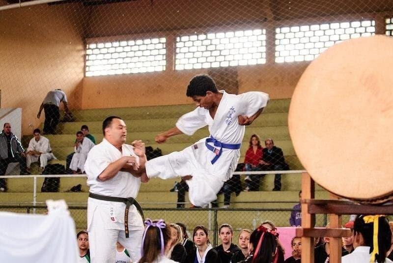 Eventos esportivos movimentam final de semana em Paranaguá 1