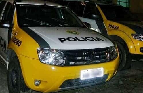 Suspeitos foram presos pela PM e reconhecidos por vítima